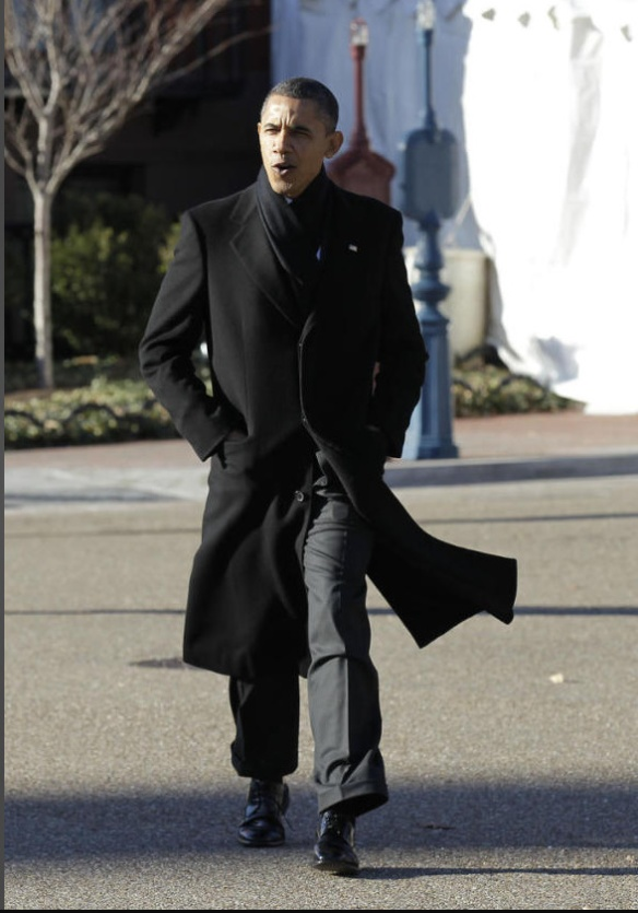 Warning: Swagger-Less president walking! | The only adult ...Barack Obama Swagger